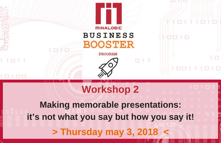 Business Booster Program #2