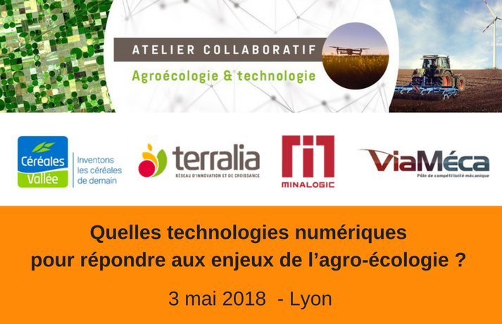 Atelier collaboratif Agroécologie et Technologie