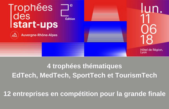 Trophées des start-ups