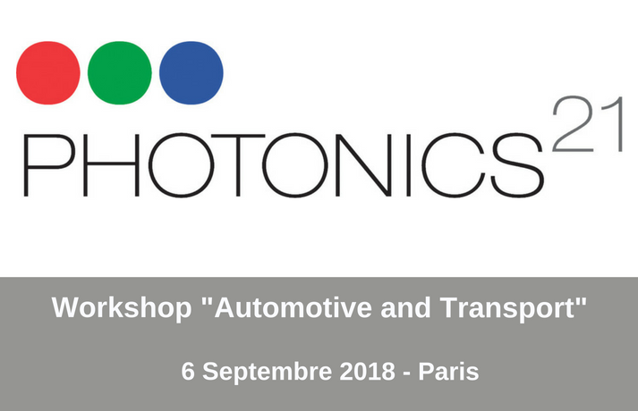 "Photonics21 Workshop ""Automotive and Transport"""