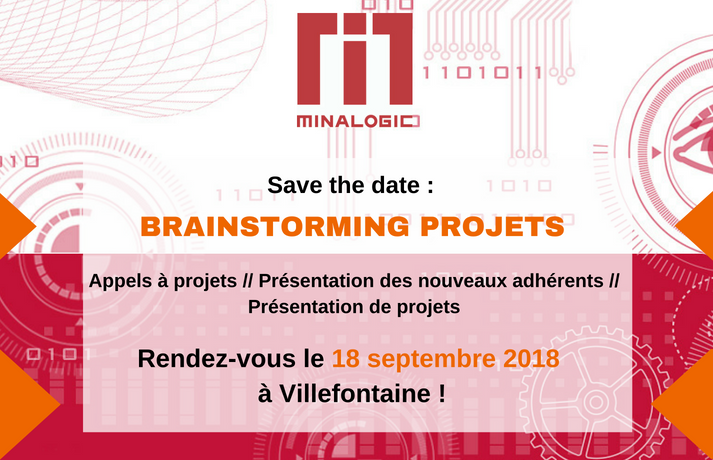 Brainstorming projets Minalogic