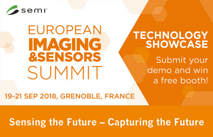SEMI European Imaging and Sensors Summit 2018