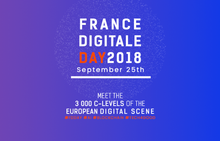 France Digitale Day 2018