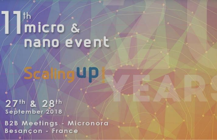 11th micro & nano event