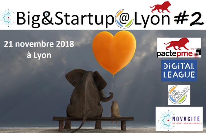 Lyon Pacte PME - Big&Startup@Lyon #2
