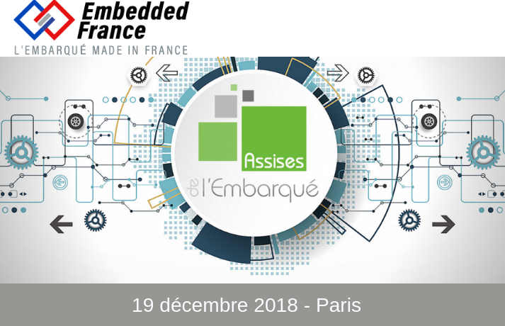 Assises de l'Embarqué 2018