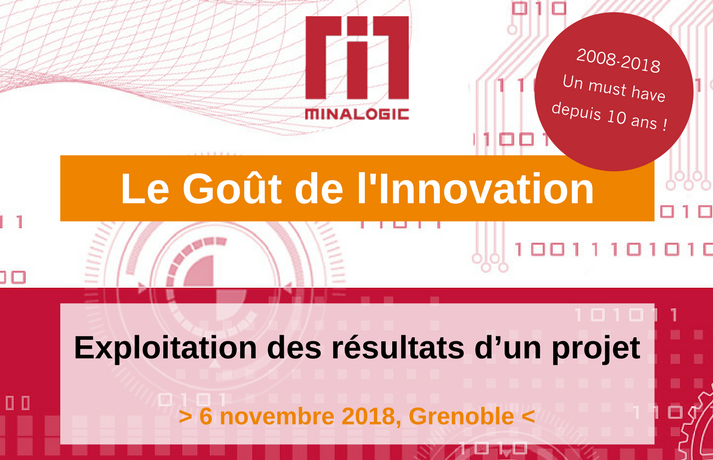 Minalogic Goût de l'Innovation