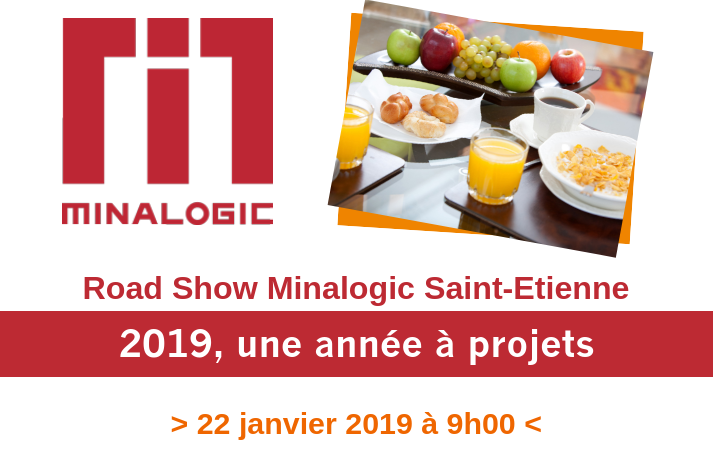 Road Show Minalogic Saint-Etienne