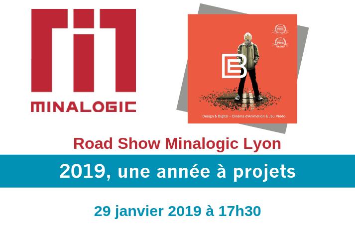 Road Show Minalogic Lyon