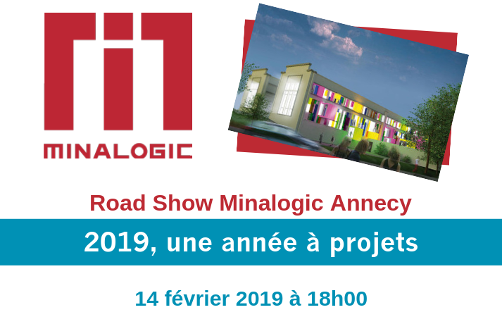 Road Show Minalogic Annecy