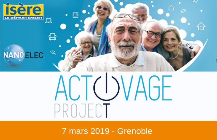 L'innovation au service du bien-vieillir : de l'Isère à l'Europe, quels enjeux et perspectives ?