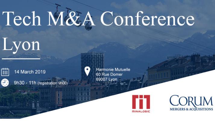 Tech M&A Conference Lyon