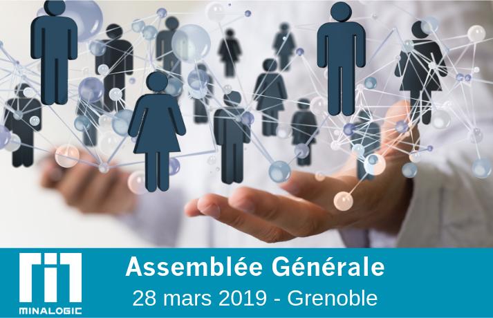 Assemblée Générale Minalogic 2019