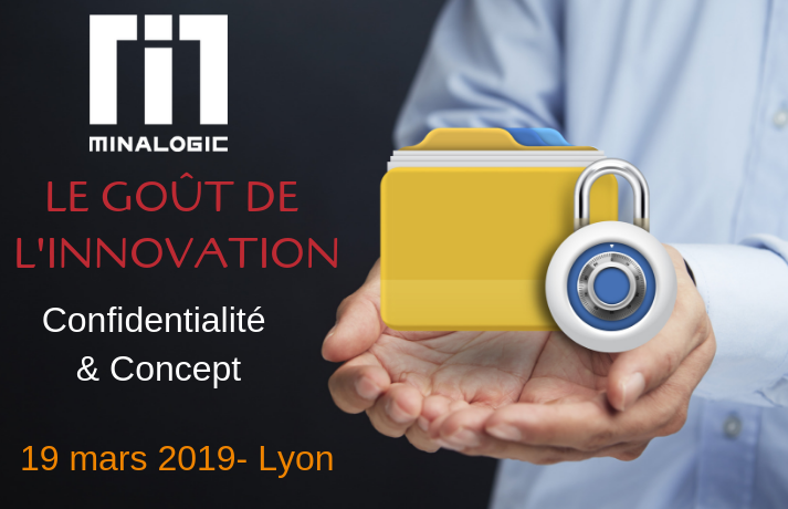 Goût de l'innovation - Confidentialité & Concept