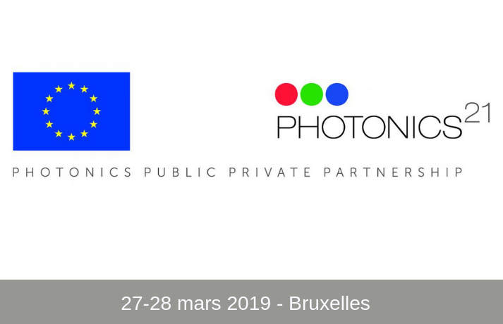 Photonics Public Private Partnership Annual Meeting 2019