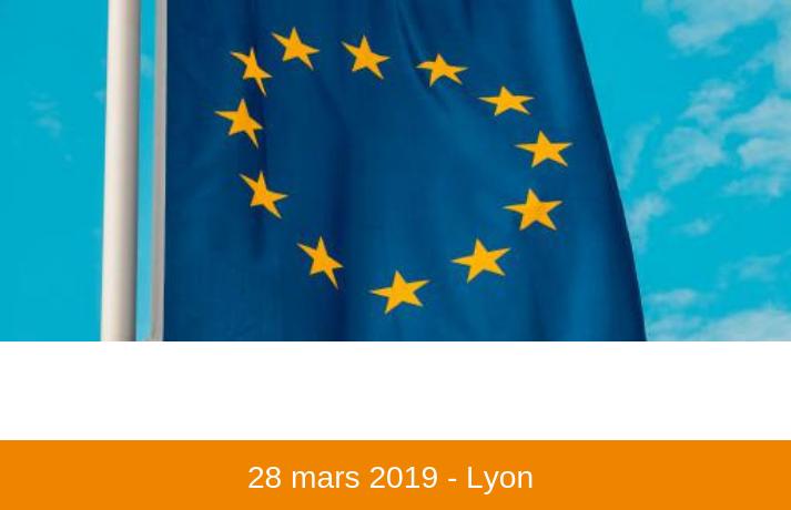 Journée d'information sur les financements européens pour les PME - Lyon