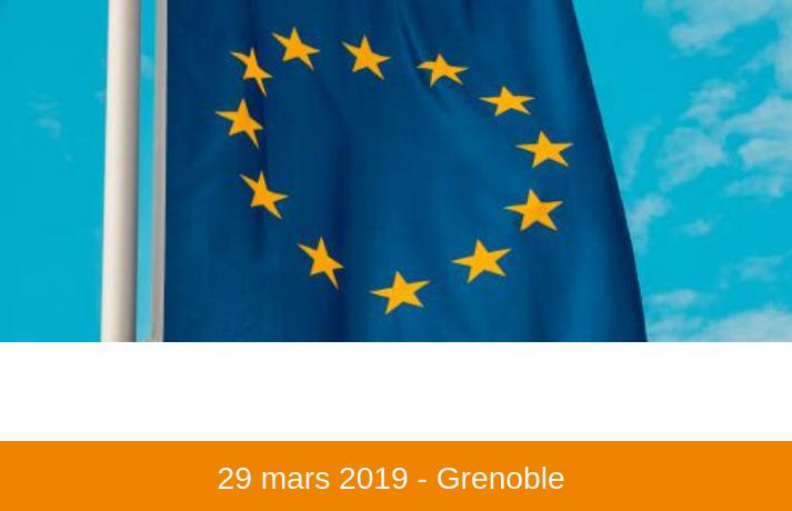 Journée d'information sur les financements européens pour les PME - Grenoble