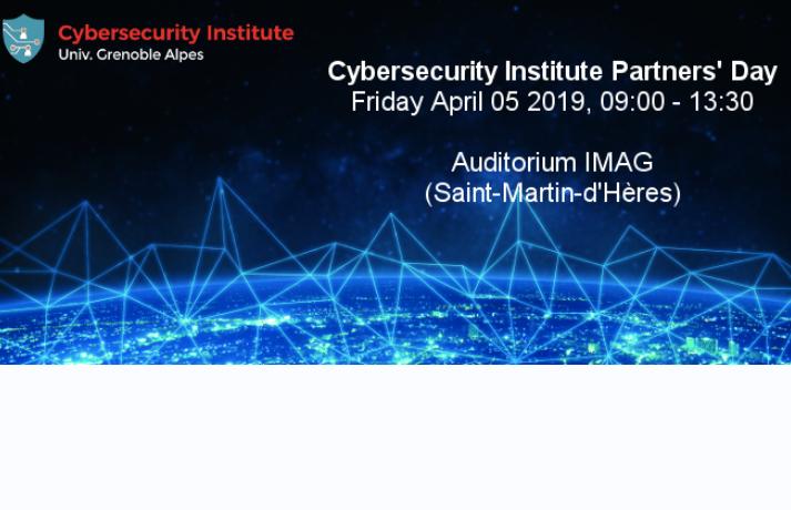 Journée des partenaires du Cyber@Alps