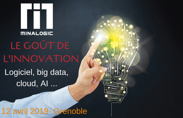 Goût de l'innovation - Logiciel, big data, cloud, AI…