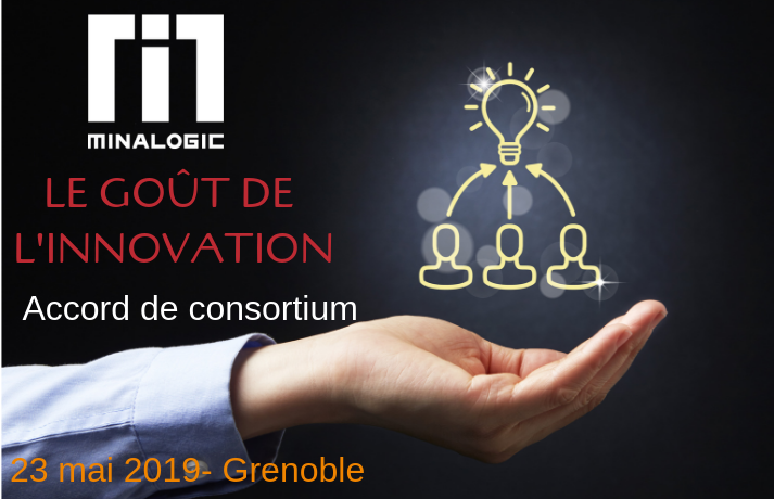 Goût de l'innovation - Accords de consortium