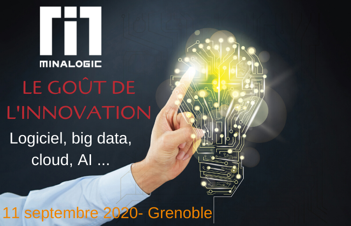 Goût de l'innovation -  Logiciel, big data, cloud, AI