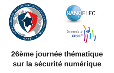 ENSE3 - 21 Avenue des Martyrs - 38000 Grenoble