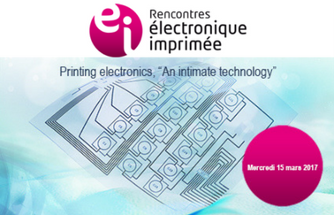 3eme rencontres electronique imprimee