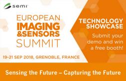 SEMI European Imaging and Sensors Summit 2018