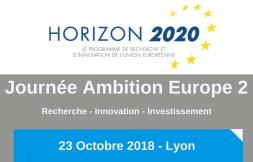Journée Ambition Europe 2
