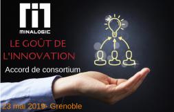 Goût de l'innovation - Accords de consortium