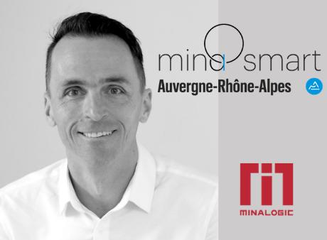 Pierre-Damien Berger rejoint Minalogic en qualité de Directeur de MinaSmart-DIH Europe