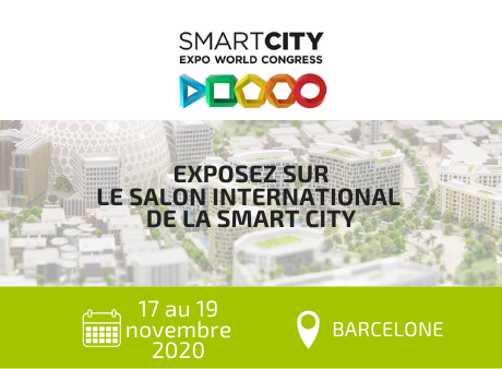 Exposez sur Smart City Expo 2020