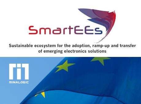 Smartees2. Adopt flexible electronics