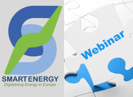 Webinar SmartEnergy - Digitalising energy in Europe