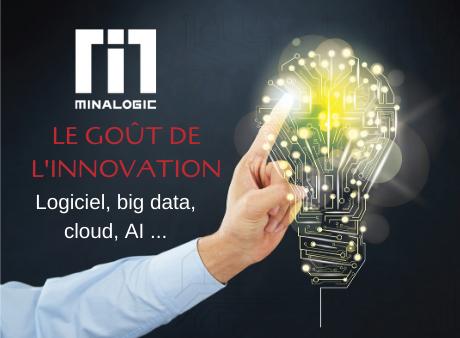 Goût de l'innovation - Session N°2 : Logiciel, big data, cloud, AI