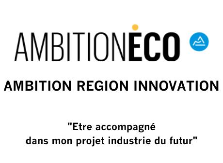 Appel à projet plan de relance « Ambition Région Innovation : Être accompagné dans mon projet Industrie du futur »