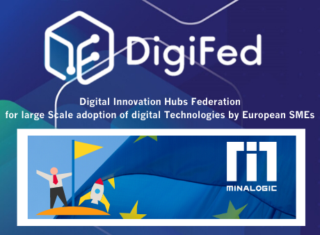 DigiFed: First call for projects a success for Minalogic