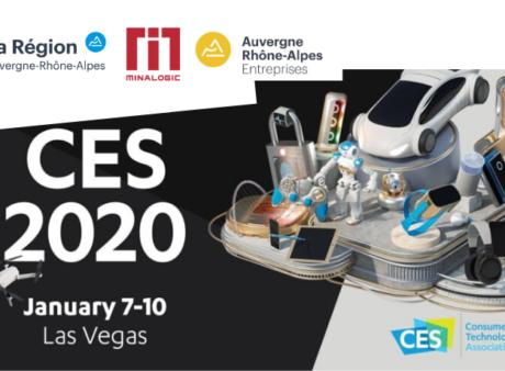 Cap sur le CES Las Vegas 2020