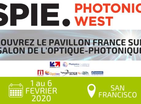 24 sociétés françaises sur Photonics West