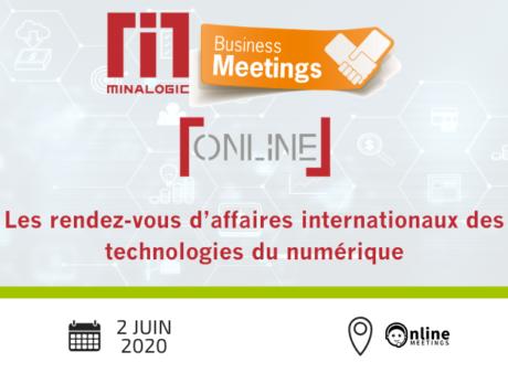 Minalogic [Online] Business Meetings