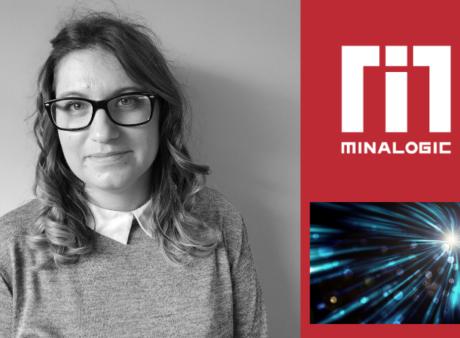 Corinne Pasquier rejoint Minalogic au poste de responsable technique de l'activité Photonique