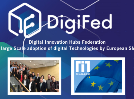 DigiFed : European project to finance your innovative smart solutions
