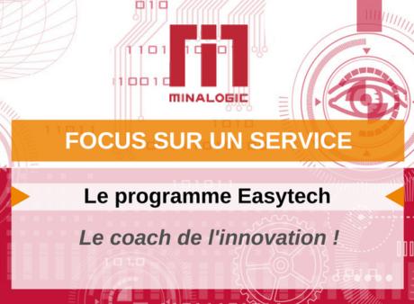 Easytech : le coach de l'innovation !