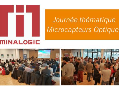 Journée Thématique « Microcapteurs Optiques » : 80 spécialistes du domaine au rendez-vous