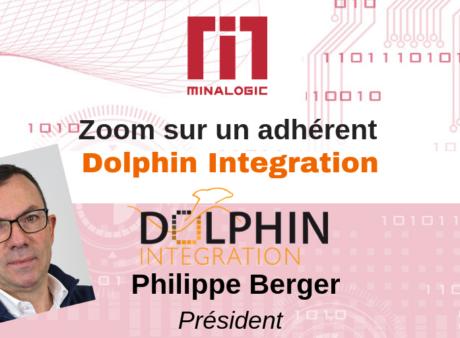 Portrait de Philippe Berger - Dolphin Integration