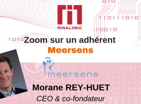 Portrait de Morane Rey-Huet - MEERSENS