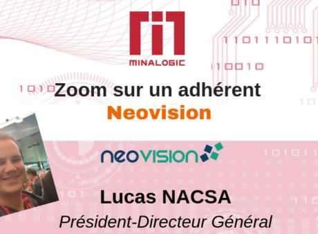 Portrait de Lucas Nacsa - NEOVISION