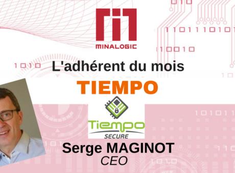 Portrait de Serge Maginot - TIEMPO
