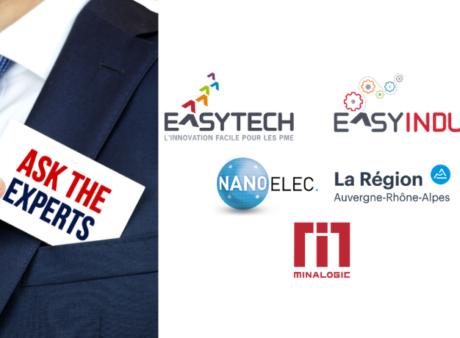 Rejoignez le pool d'experts EasyTech et EasyIndus