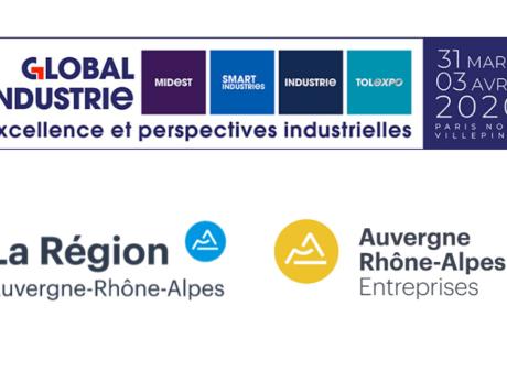 Venez exposer gratuitement sur le pavillon régional de Global Industrie 2020 Paris